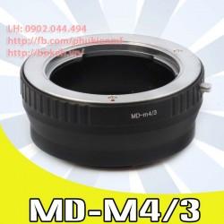 Minolta MD/MC - M4/3 (MD-M4/3)