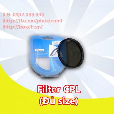 Filter CPL phi 49mm