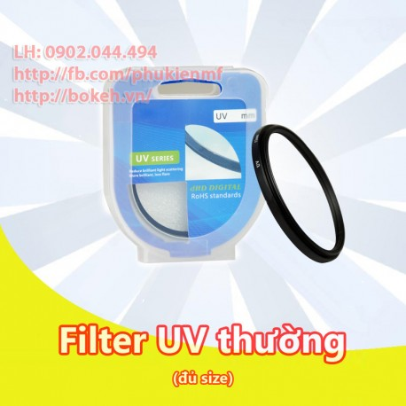 Filter UV phi 77mm