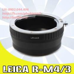 Leica R - M4/3 (LR-M4/3)