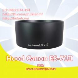 Hood Canon ES-71II