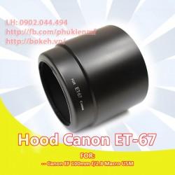 Hood Canon ET-67