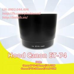 Hood Canon ET-74