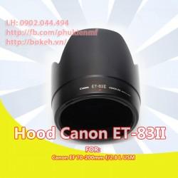 Hood Canon ET-83II