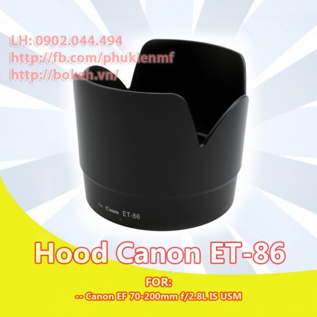 Hood Canon ET-86