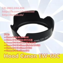 Hood Canon EW-60C