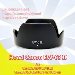 Hood Canon EW-63 II