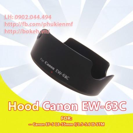 Hood Canon EW-63C