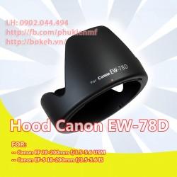 Hood Canon EW-78D