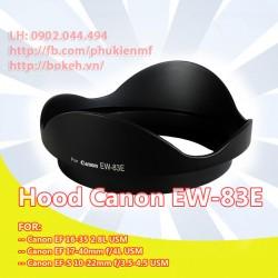 Hood Canon EW-83E