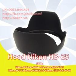 Hood Nikon HB-25