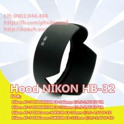Hood Nikon HB-32