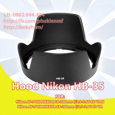 Hood Nikon HB-35