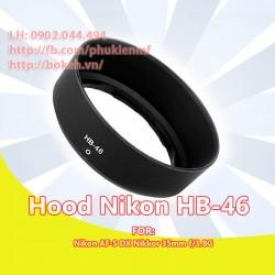 Hood Nikon HB-46