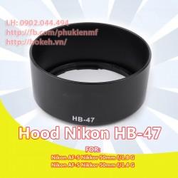 Hood Nikon HB-47