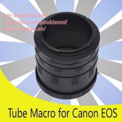 Tube Macro Canon EOS