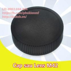 Cap sau lens M42