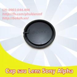 Cap sau lens Sony A