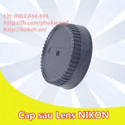 Cap sau lens Nikon LF-1