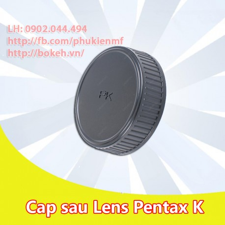 Cap sau lens Pentax K