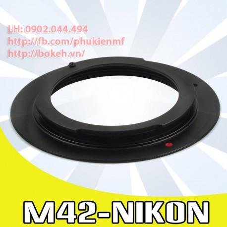 M42 - Nikon SLR (M42-AI)