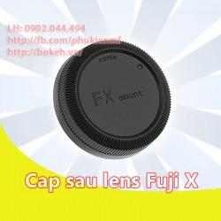Cap sau lens Fujifilm X