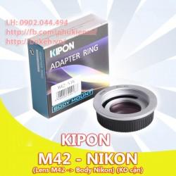 M42 - Nikon - KIPON (M42-AI-KP)