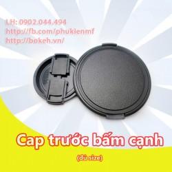 Cap trước bấm cạnh 58mm