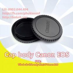 Cap Body Canon EOS