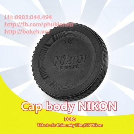 Cap Body Nikon
