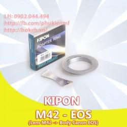 M42 - Canon EOS - KIPON (M42-EOS-KP)
