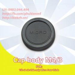 Cap Body M4/3