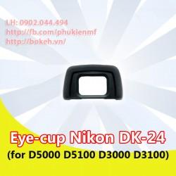 Eyecup Nikon DK-24 for Nikon D5000 D5100 D3000 D3100