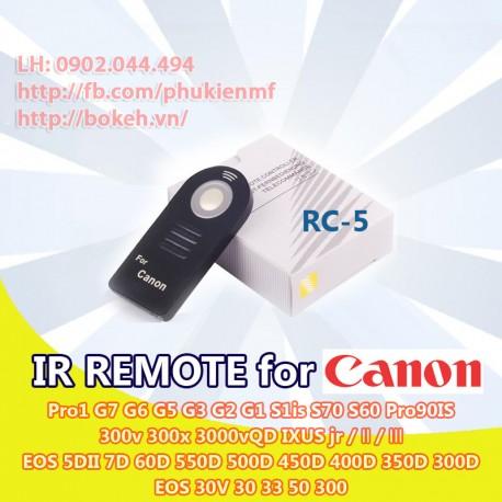 Remote Canon RC-5