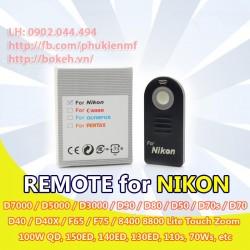 Remote Nikon