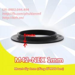 M42-NEX dày 1mm