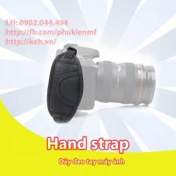 Hand strap / Dây đeo tay E1 cho Canon/Nikon/Sony/Pentax… DSLR