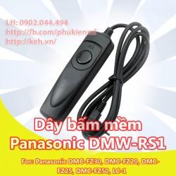 Dây bấm mềm DMW-RS1 for Panasonic DMC-GH4 GH3 GX7 FZ200 G3