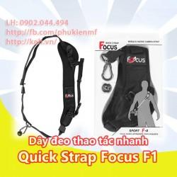 Dây đeo thao tác nhanh Quick strap Focus F1