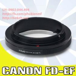 Canon FD/FL - Canon EOS ( FD-EOS )