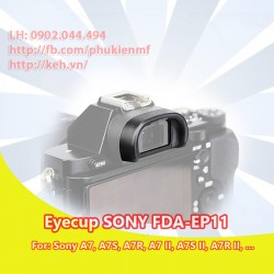 Eyecup Sony FDA-EP11 for Sony A7, A7II, A7R, A7RII, A7S, A7SII