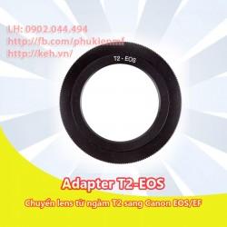 Mount chuyển T2 - Canon EOS/EF