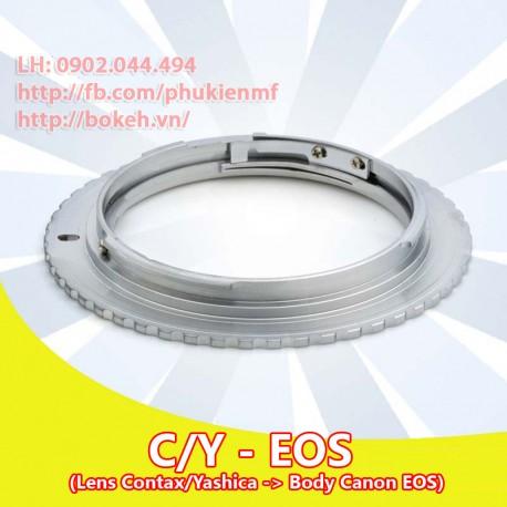 Contax/Yashica - Canon EOS (CY-EOS)