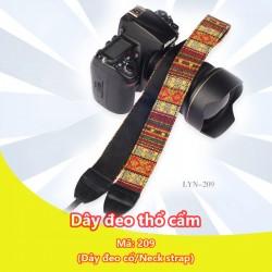 Dây đeo thổ cẩm mẫu 209