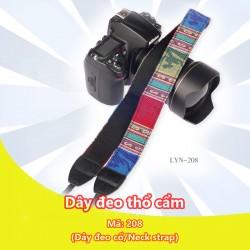 Dây đeo thổ cẩm mẫu 208
