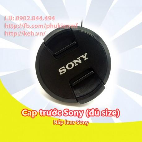 Cap trước Sony 40.5mm