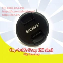 Cap trước Sony 49mm