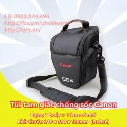 Túi tam giác chống sốc Canon