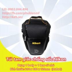 Túi tam giác chống sốc Nikon