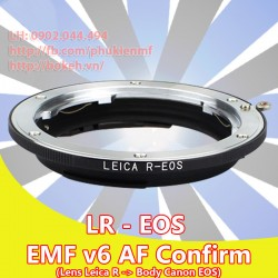 Leica R - Canon EOS - EMF v6 ( LR-EOS-6 )